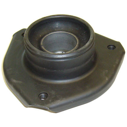 Roller Bearing Top Mount - Rubber Bonded - OEM Style Roller Top